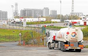 Belgique : Grèves dans le secteur pétrolier