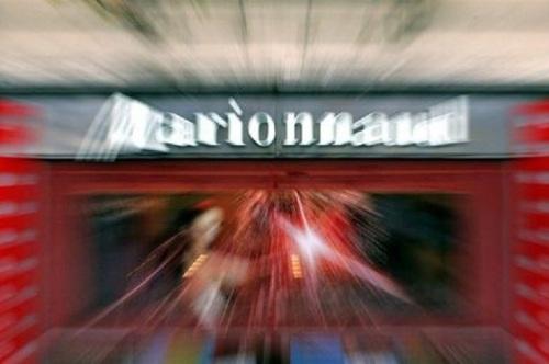 Le parfumeur Marionnaud comparaît mardi devant le tribunal de grande instance de Paris, assigné en référé par les salariés d'un sous-traitant logistique qui accusent le groupe de ne pas respecter ses obligations en fermant cette plate-forme et en supprimant 75 emplois. ( © AFP Franck Fife)