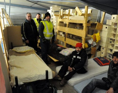 n février dernier, les ouvriers portugais de Procme ont occupé leur entreprise pour protester contre leurs conditions de travail et de logement