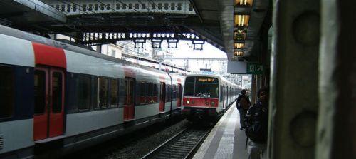 n mouvement de grève sévit depuis ce matin sur le RER B