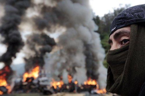 Des affrontements entre les policiers et les manifestants ont eu lieu au cours des derniers jours dans le nord-ouest de l'Espagne. Les protestataires s'opposent aux coupes annoncées dans les subventions versées aux mines de charbon du pays.