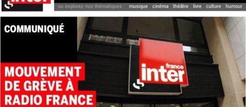 L'antenne de France Inter était perturbée vendredi à la suite d'un mouvement de grève lancé par plusieurs syndicats de Radio France portant sur le redéploiement de techniciens en province, a annoncé la direction de Radio France.