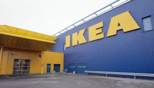 Le magazin Ikea Roissy/Paris Nord 2 à Gonesse.