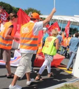 Grève : Brittany Ferries arrête son trafic.
