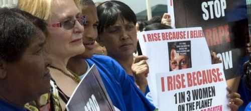 LE CAP - Le viol et le meurtre d'Anene Booysen, 17 ans, a soulevé une vague d'émotion sans précédent en Afrique du Sud.