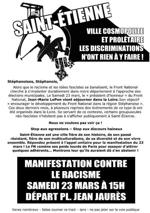 Antifa St Etienne