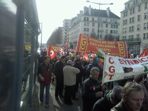 Caen 5 mars 2013