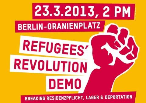 Refugee-Berlin