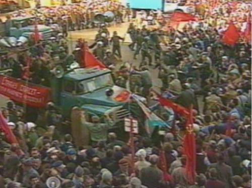 1 mai 1993 à Moscou