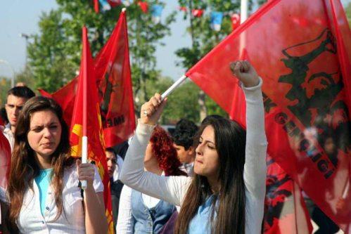 1 mai 2008 à Istanbul