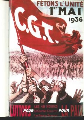 Affiche du 1er Mai 1936 (France)
