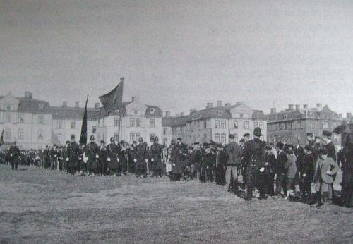 1er Mai 1890 à Goteborg (Suède)