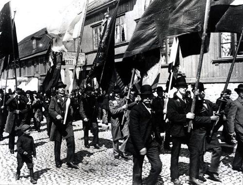 1 mai 1902 à Stockholm