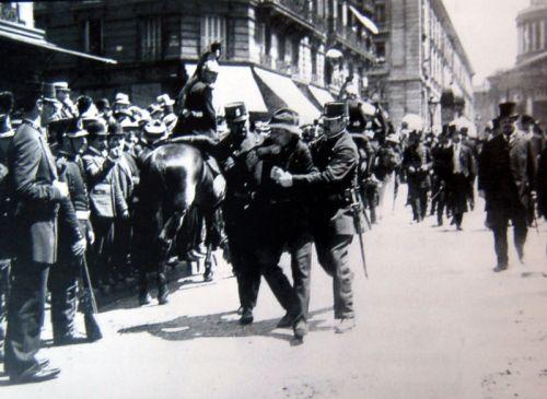 1 mai 1907 à Paris