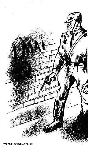Gravure pour le 1 mai 1934 en Allemagne