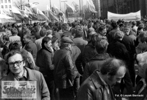 1 Mai 1982 à Gdansk