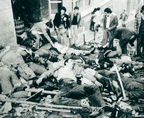 1 mai 1977 : Massacre de la Place Taksim