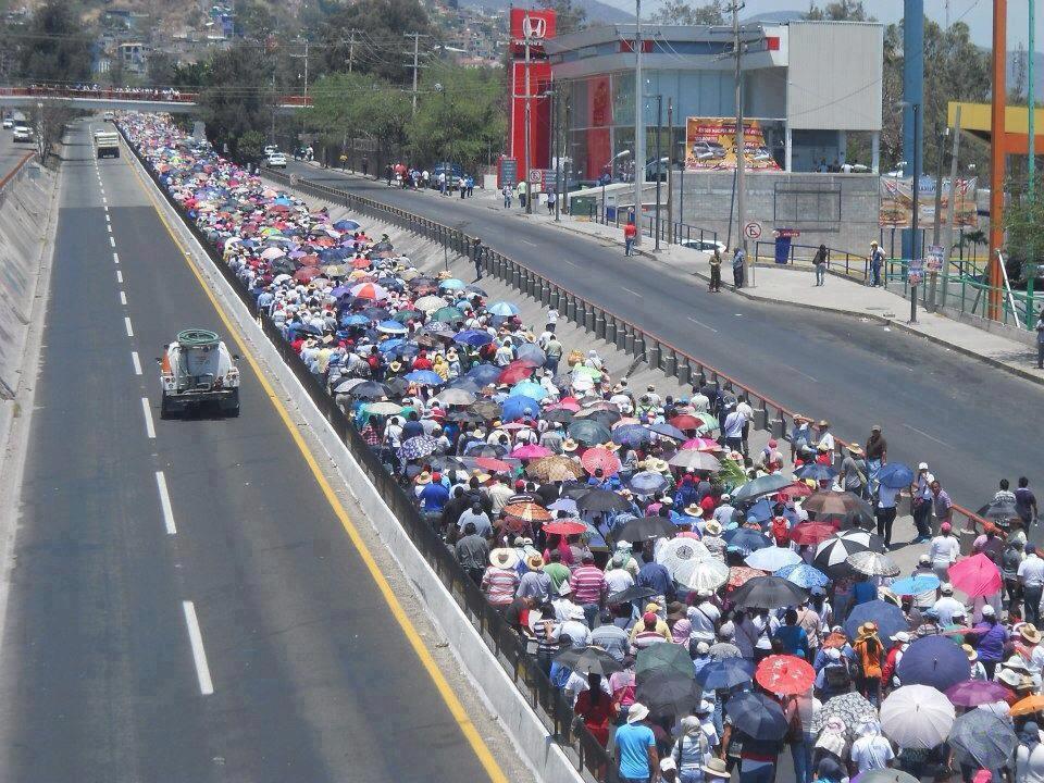 Mobilisation au Mexique contre la privatisation de l'éducation