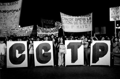 1 Mai 1980 à Lima (Pérou)
