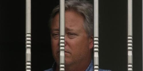 Chip Starnes est retenu en otage depuis vendredi 21 juin dans son usine. (Kim Kyung-Hoon-Reuters)