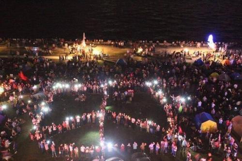 Manifestation à Izmir, 13 juin