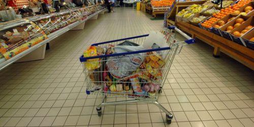 Pour les ménages les plus modestes, la priorité est désormais le budget alimentation.