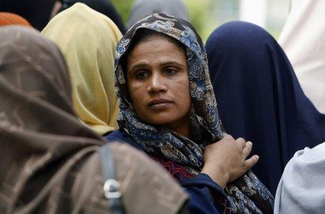 « 96% des femmes mariés sont excisées » La révolution, ca passera d'abord par là… Et là, c'est pas seulement Moubarak   ou Morsi qu'il va falloir faire dégager….!