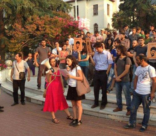 Rassemblement à Bursa