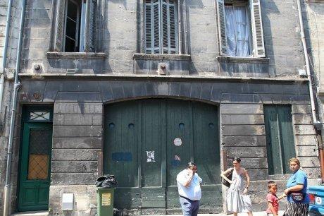 C'est cet appartement à Bordeaux qui avait été occupé illégalement (Claude Petit)