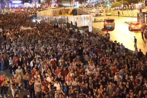 Quartier de Kadıköy, Istanbul, 2 juillet 2013
