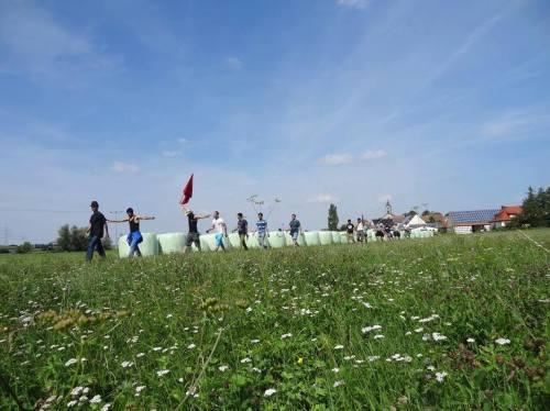 Marche entre Neustadt/Aisch et Cadolzburg, 23 août