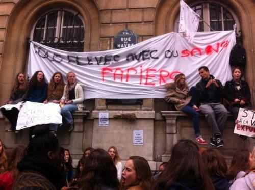 Condorcet à Paris IX le 18 octobre
