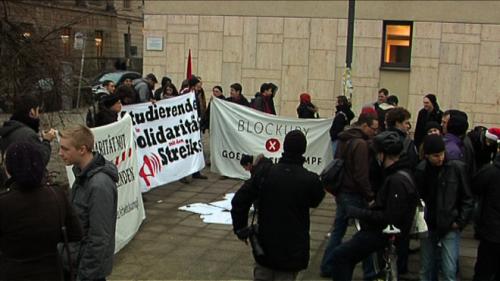 Blocage d'H&M à Berlin, 20 décembre