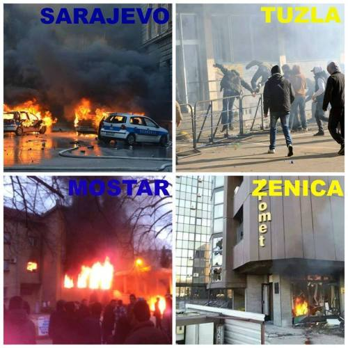 Sarajevo-Tulza-Mostar