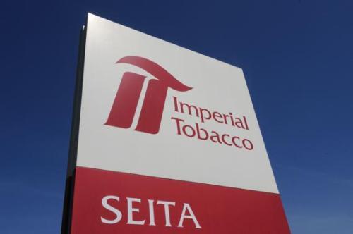 Des représentants CGT ont confirmé la fermeture de l'usine de la Seita à Carquefou - SIPA/SALOM-GOMIS SEBASTIEN