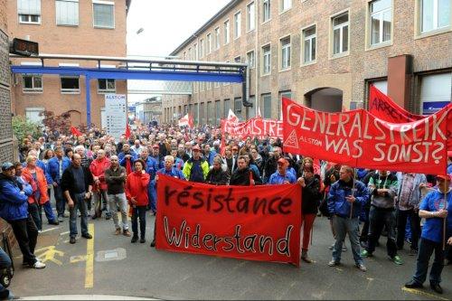 La grève générale, quoi d'autre ?