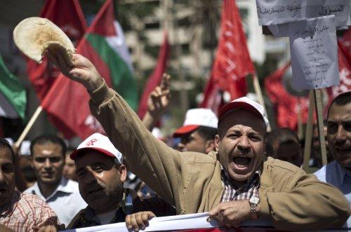 PALESTINIAN-GAZA-LABOUR DAY