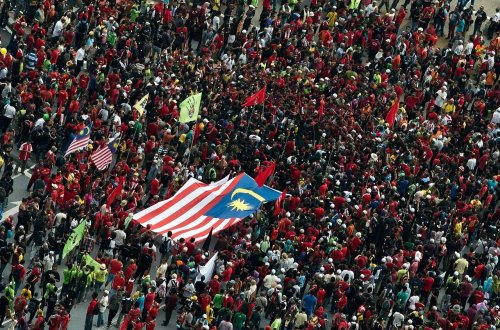 MALAYSIA-LABOUR-MAY DAY