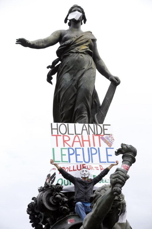 FRANCE-MAY1-LABOUR-PROTEST