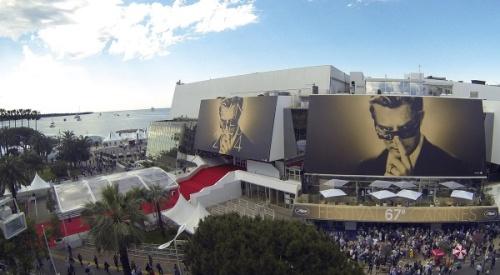 A Cannes, le 15 mai 2014. REUTERS/Régis Duvignau.
