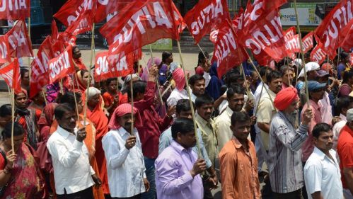 INDIA-LABOUR-MAY DAY