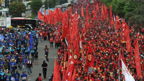 INDONESIA-LABOUR-MAY DAY