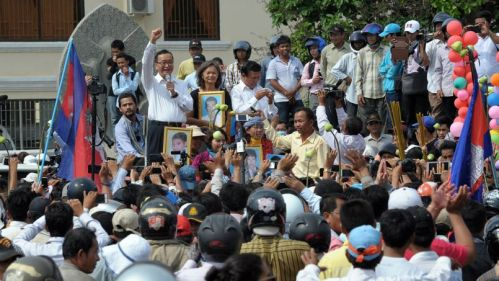 CAMBODIA-LABOUR-MAY DAY