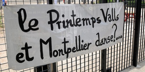 Reconduction de la grève le 6 juin à Montpellier © PHOTOPQR/LE MIDI LIBRE