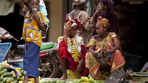 La grève de 48h initiée par l'UNTM a gêné l'approvisionnement de la capitale malienne en denrées.