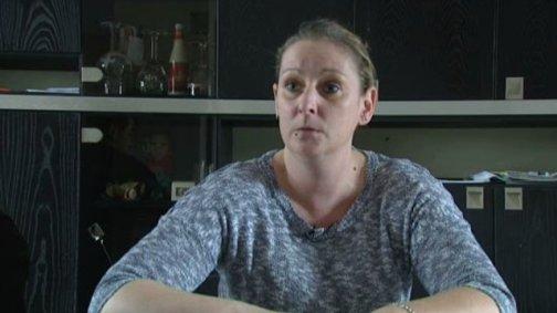 © France 3 Nord Pas-de-Calais Sandra Georges travaillait jusqu'en août dernier à l'entrepôt Aldi de Bois-Grenier, près d'Armentières.