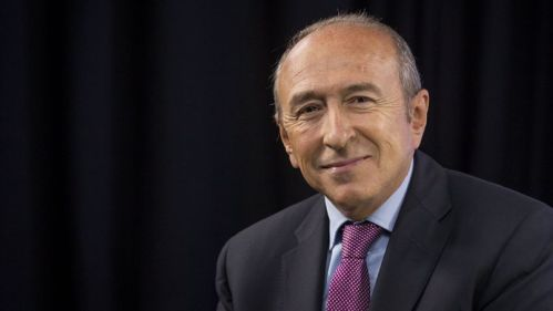 GERARD COLLOMB (PS), AU TALK ORANGE-LE FIGARO