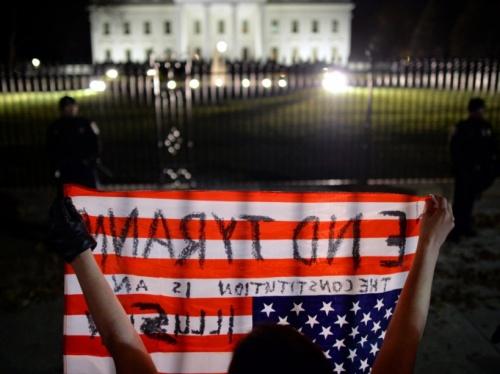 Washington, 25 novembre