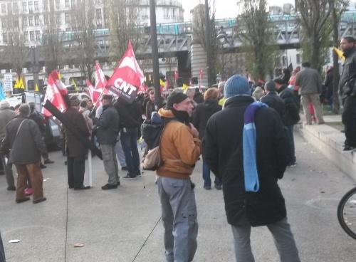 Manifestation à Paris le -12-2014 (4)