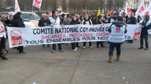 Manifestation à Paris le -12-2014 (5)